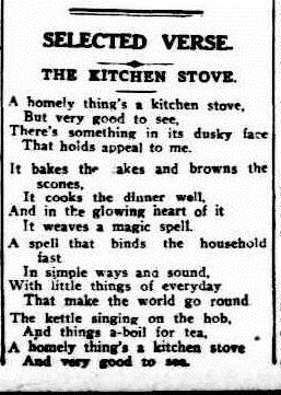 kitchen Cairns Post (Qld. 1909-1954), Friday 1 March 1935,
