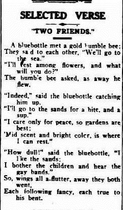 friends Cairns Post (Qld. 1909 - 1954), Wednesday 31 May 1933