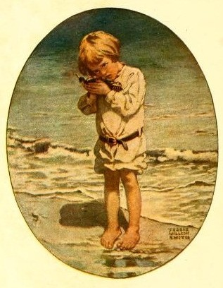 THE GEM 28 DEC 2014 : A child lies like a grey pebble on the shore until a certain teacher picks him up and dips him in water, and suddenly you see all the colours and patterns in the dull stone, and it's marvellous for the stone and marvellous for the teacher.