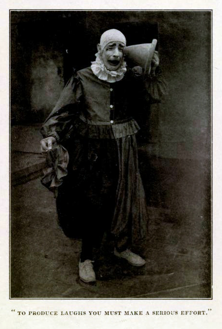 "THE GEM 24 MAY 2017 : The clown may be the source of mirth, but – who shall make the clown laugh?"" ― Angela Carter, Nights at the Circus"