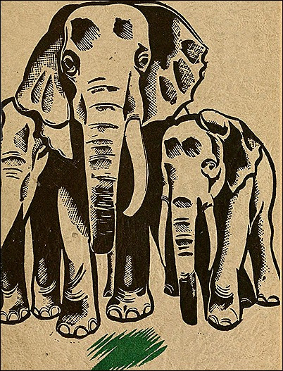 "THE GEM 28 MAY 2017 : ""When there's an elephant in the room introduce him."" Randy Pausch 