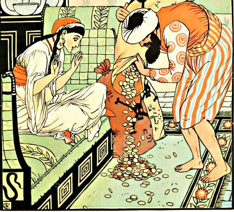 THE GEM 14 JULY 2017 : Fetters of gold are still fetters, and the softest lining can never make them so easy as liberty. | THE OLD PROVERBIAL RECOVERY