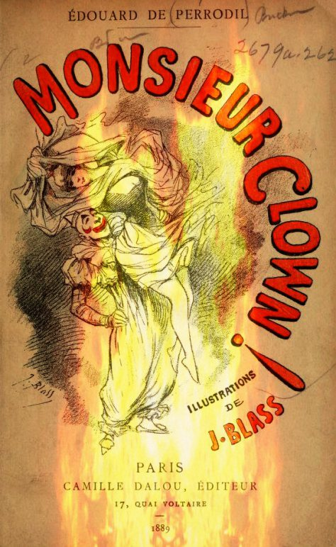 THE GEM 22 OCTOBER 2017 : The clown has great importance. as part of the search for what is laughable and ridiculous in man.
