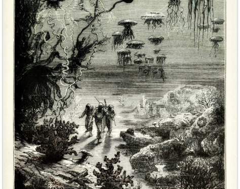THE GEM 27 APRIL 2018 : Underwater men will walk, will ride, will sleep, will talk. Mother Shipton, a seventeenth-century prophetess.