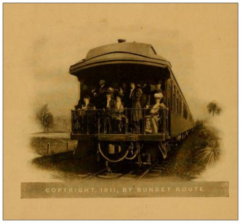 THE GEM 20 APRIL 2018 :  Most men who have really lived have had, in some share, their great adventure. This railway is mine. – James J. Hill