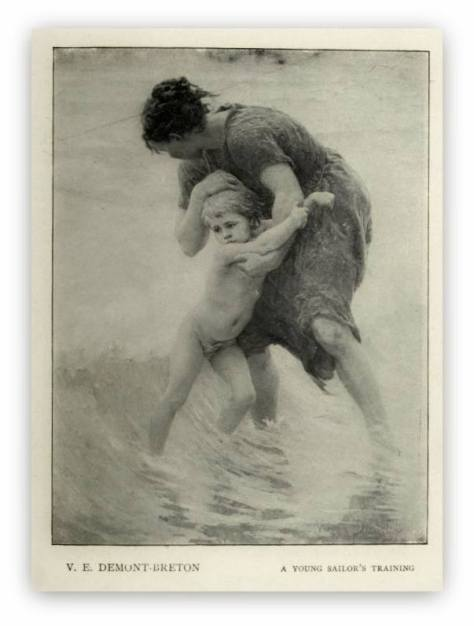THE GEM 17 SEP 2018 : THE HEART IS BUT THE BEACH BESIDE THE SEA THAT IS THE WORLD.
